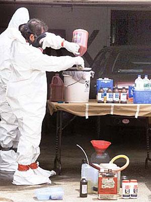 Methamphetamines labs or death labs essay